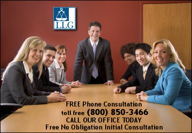 Free, No Obligation Initial Consultation. Call us toll free at (800) 850-3466